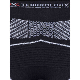 X-Bionic The Trick Hardloop Shorts Dames wit/zwart